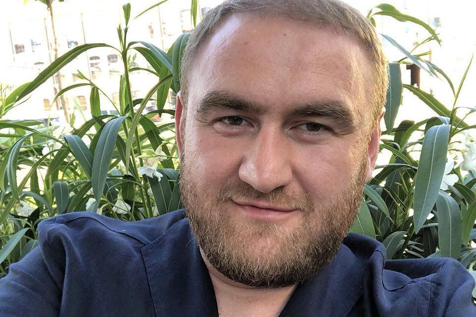 Арушуков задержан по подозрению в организации двух убийств. Фото: личная страница в соцсетях