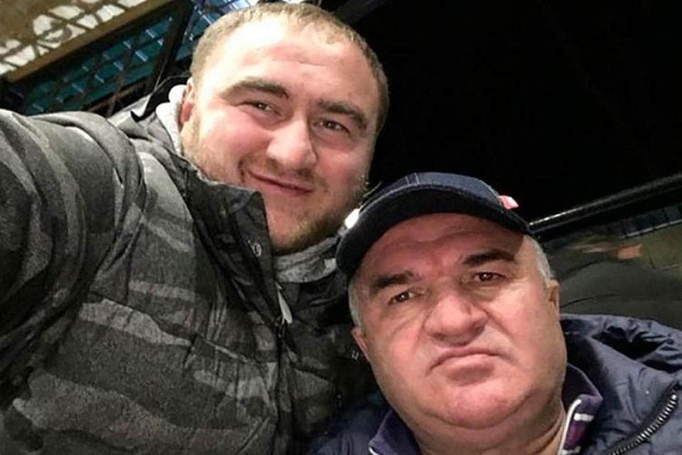 Отца и сына Арашуковых задержали в один день