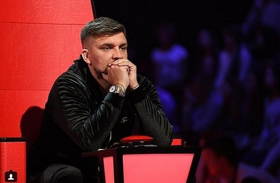 Рэпер Баста (Василий Вакуленко)