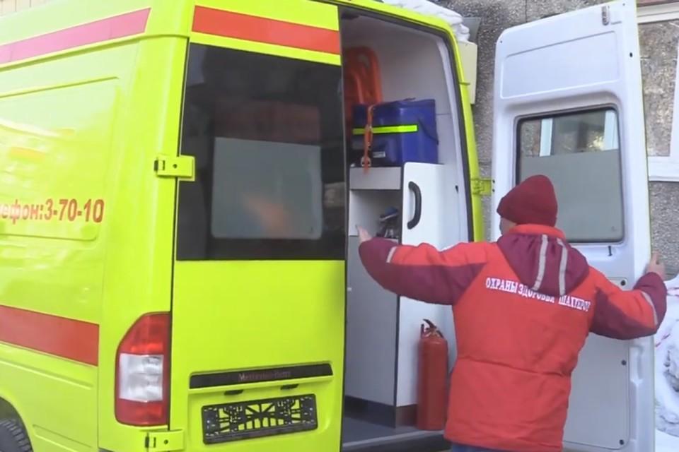 14 пострадавших в Междуреченске горняков эвакуировали в областной центр охраны здоровья шахтеров в город Ленинск-Кузнецкий Кадр: «Между.Net»