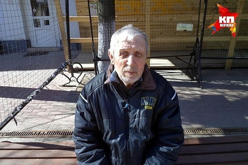Евгений Карасёв ушел из жизни на 82-м году жизни 7 февраля. Фото: Виктория Ефремова