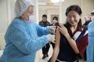 Медики устроили массовую вакцинацию против кори среди мигрантов на Таганском Ряду