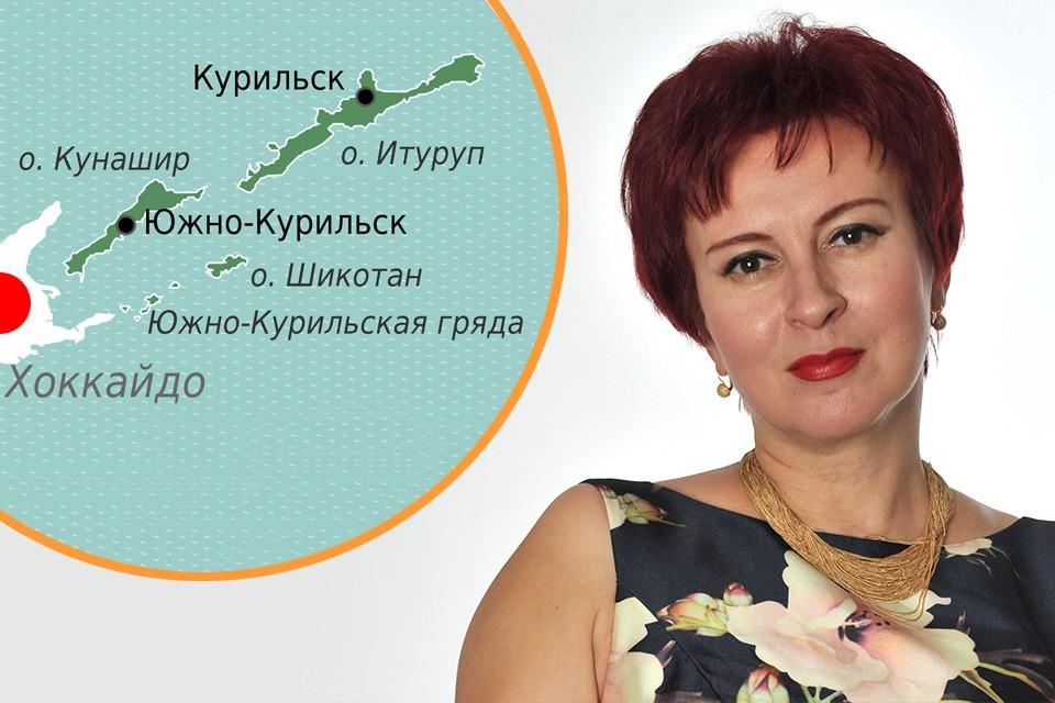 """Спецкор """"Комсомольской правды"""" Дарья Асламова."""