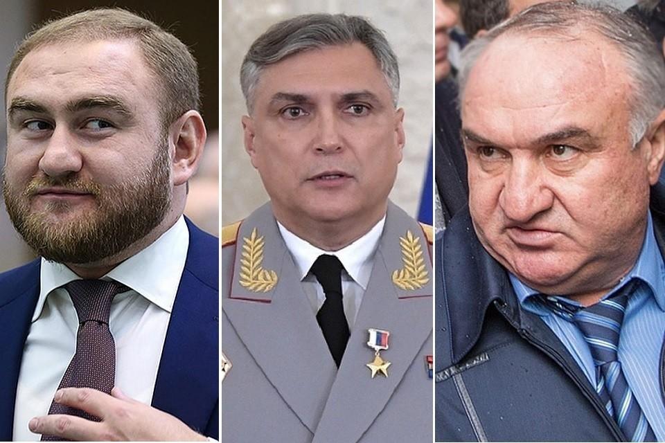 Доклад Виктора Золотова и Александра Матовникова был передан президенту. После этого началось серьёзное расследование