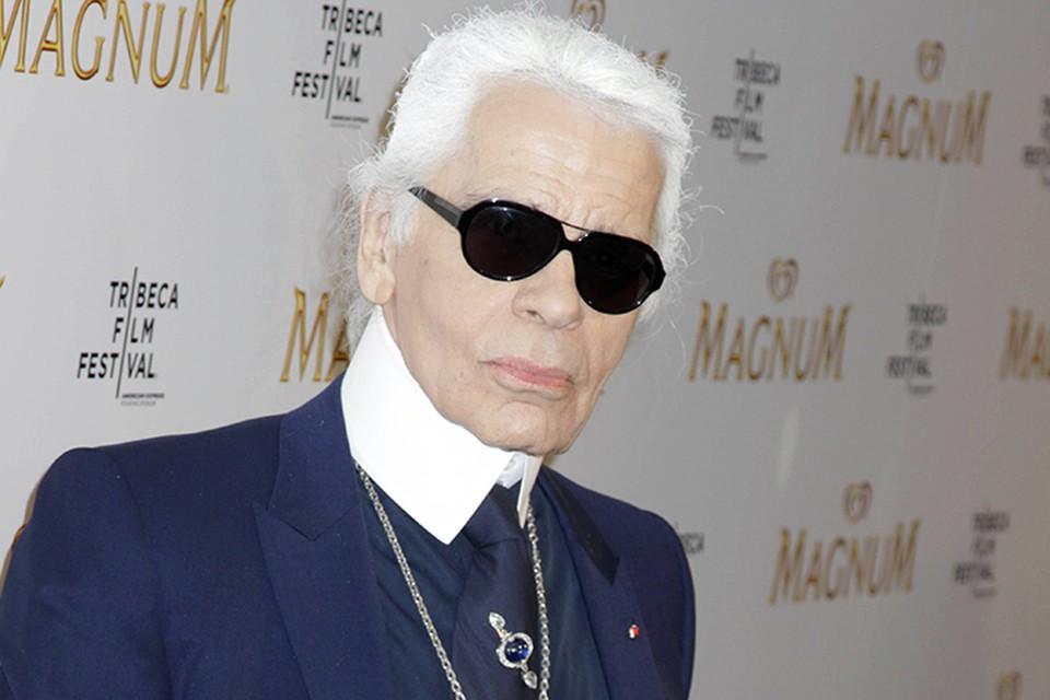 Немецкий модельер, который был креативным директором Модного дома Chanel, умер после продолжительной болезни