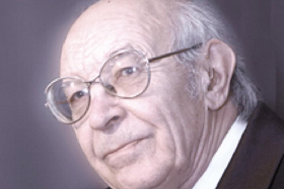 Евгений Марцинкевич умер в Петербурге на 96-м году жизни Фото: «Петербург-Концерт»