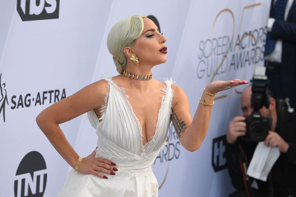 Леди Гага снова - завидная невеста.