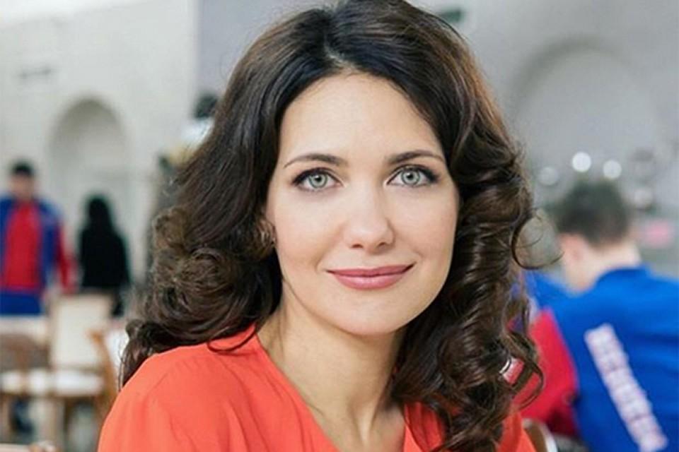 41-летняя Екатерина Климова - многодетная мама
