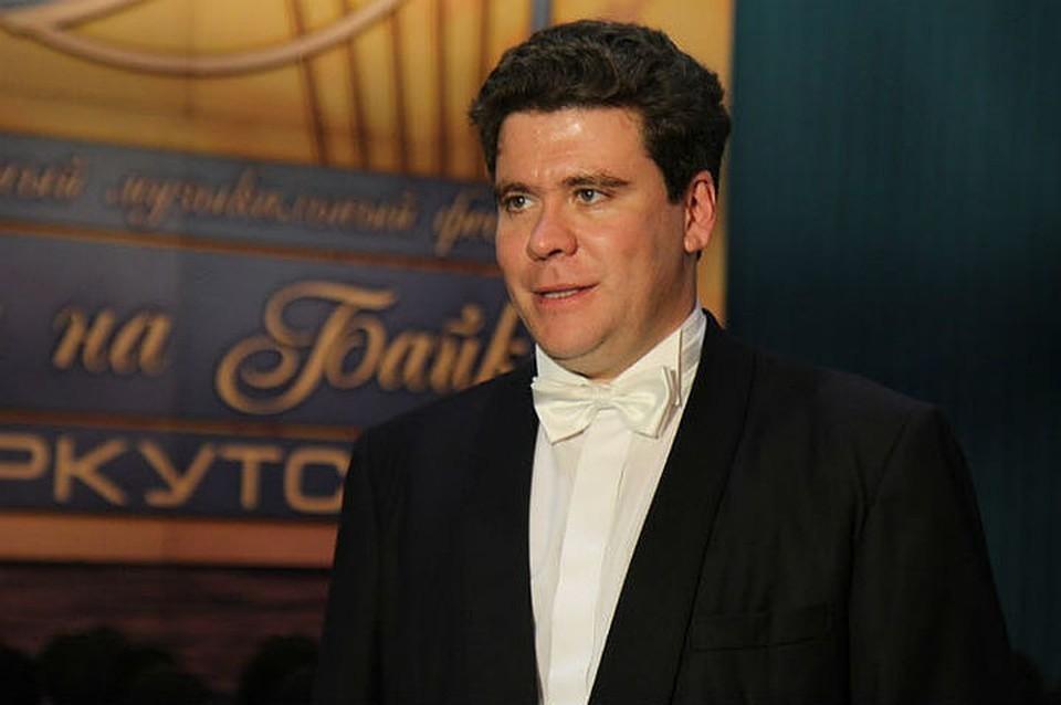 Пианиста Дениса Мацуева наградили медалью имени Льва Николаева