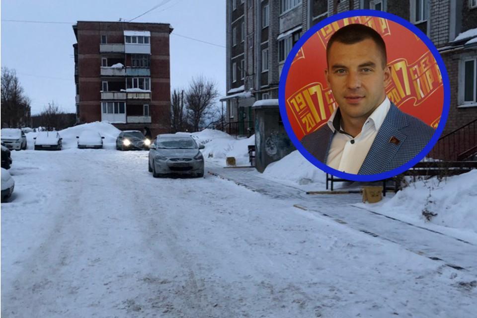 Илья Кузьмин говорит, что чудом остался жив. Фото из личного архива депутата