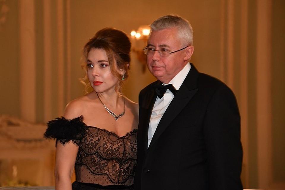 Божена Рынска и Игорь Малашенко.
