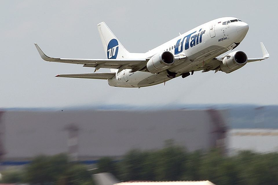 В Одессе совершил экстренную посадку самолет, летевший из Стамбула в Москву