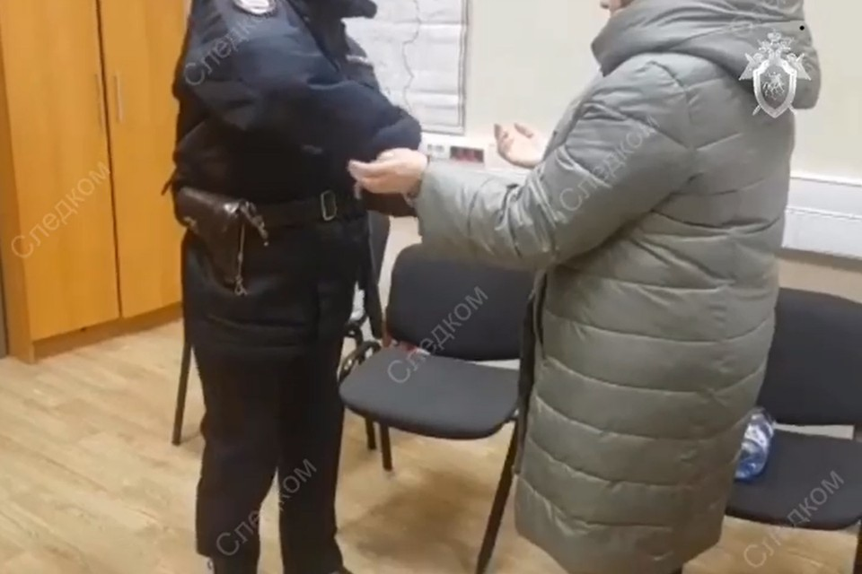 Кировчанку задержали в среду, 27 февраля, однако на следующий день отпустили. Фото: СУ СК России по Кировской области