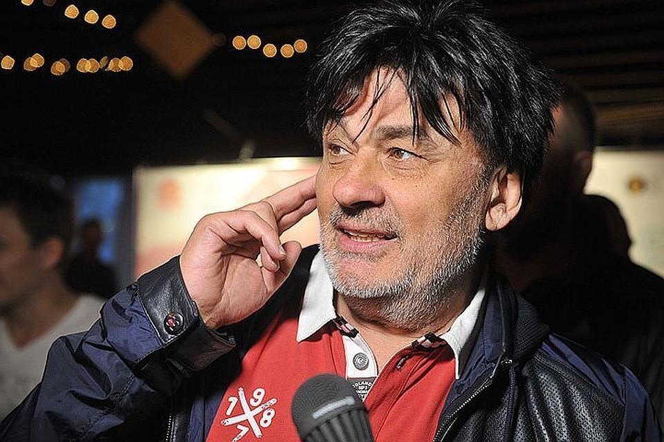 Александр Серов.