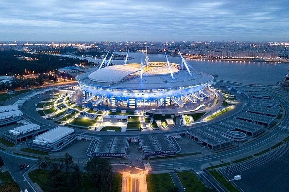 7 марта, в день игры, рядом со стадионом на Крестовском сострове ограничат движение.