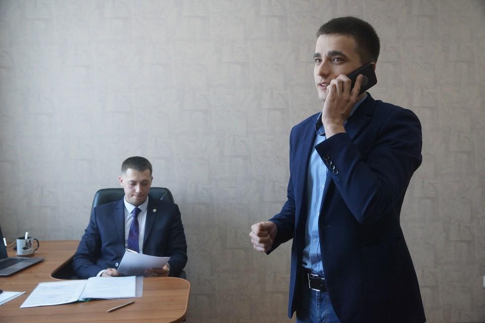 Сергей Семенов и адвокат Сергей Хальченко организовали проект поддержки людям, столкнувшимся с беззаконием