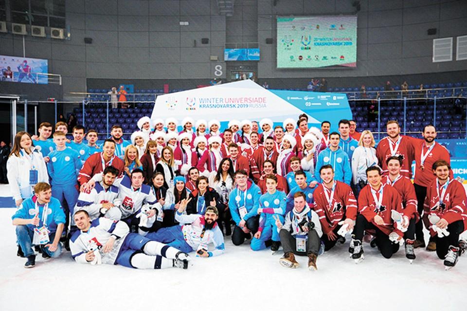 Фото: пресс-служба Дирекции Зимней универсиады-2019