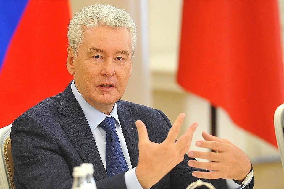Мэр Сергей Собянин в прямом эфире ответил на вопросы москвичей