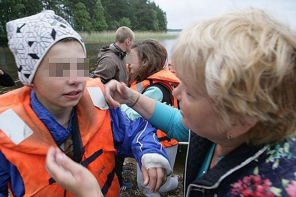 Из похода так и не вернулись четырнадцать детей. Фото: Игорь Подгорный/ТАСС