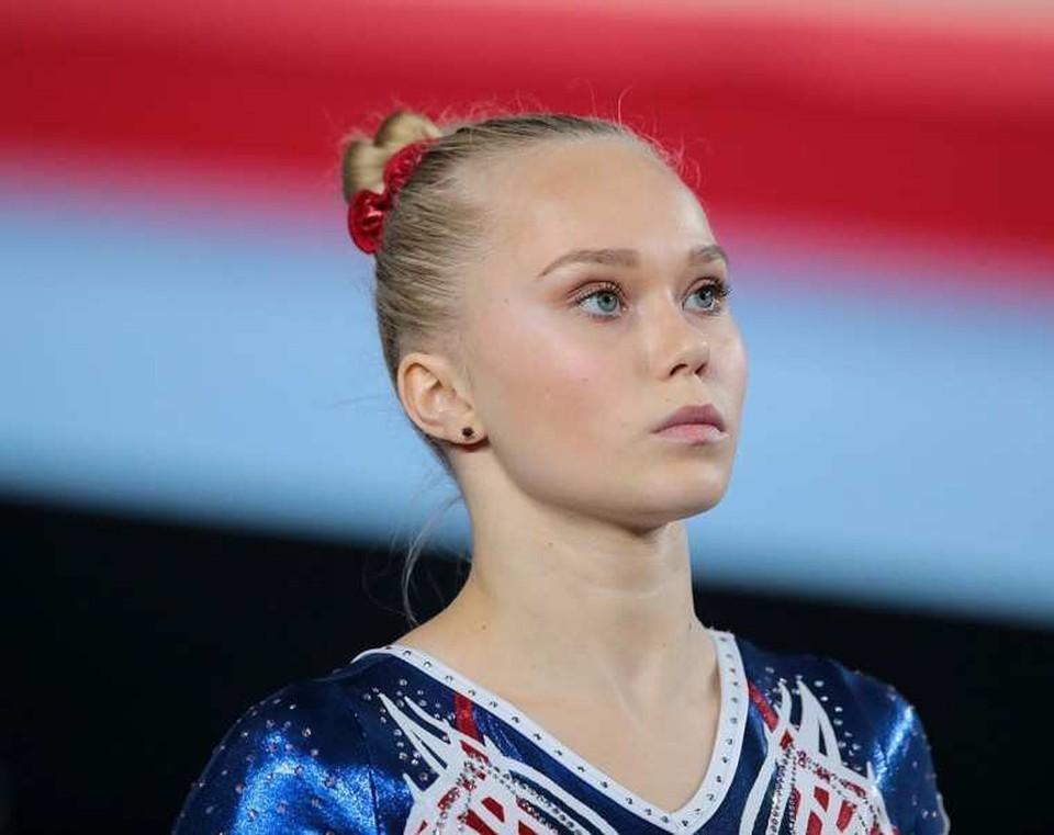 Ангелина Мельникова ударно проводит март - на ее счету уже семь медалей.