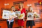 «Комсомолка» поздравила победительниц конкурса «Красавицы в погонах из Мурманской области»