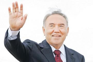 Назарбаев стал городом, а его дочь - спикером