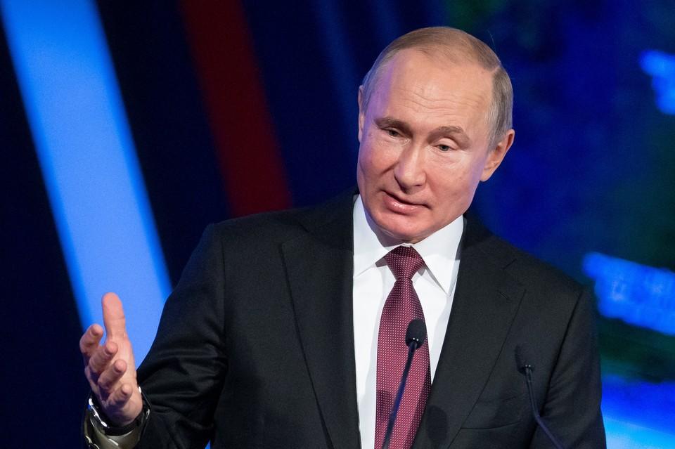 У Путина в графике не значится встреча с украинскими политиками