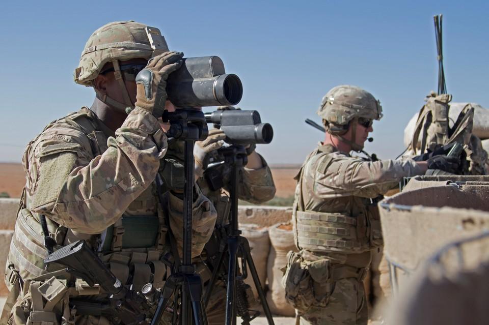Штаты объявили о полной победе над террористами в Сирии
