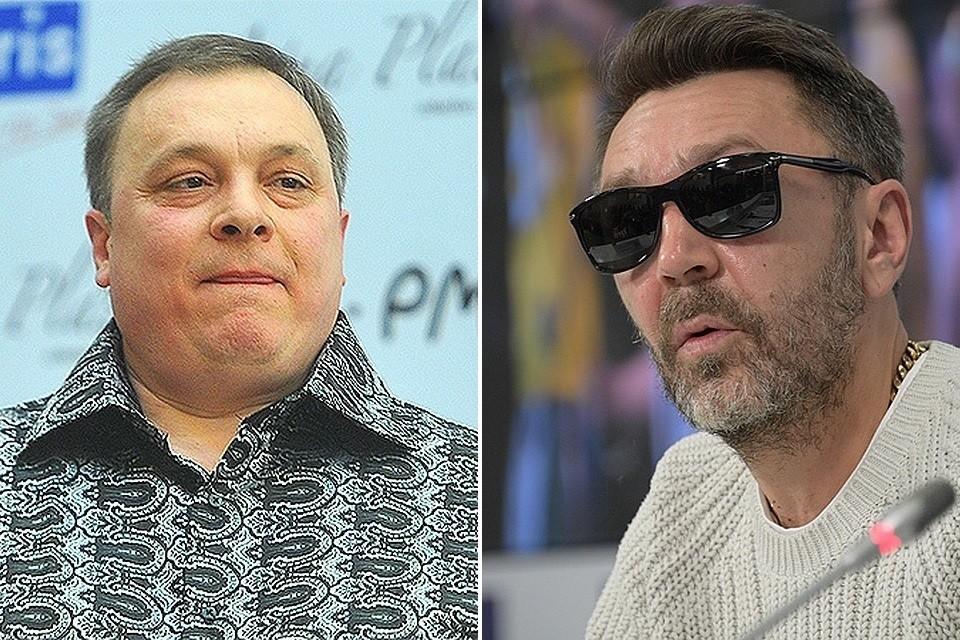 Андрей Разин попросил набить морду Шнура за 5 миллионов рублей. Фото: Евгения Гусева / Виктор Гусейнов