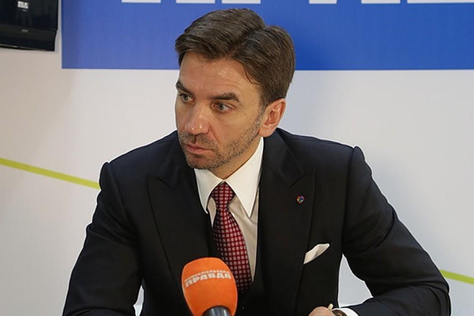 Экс-министр открытого правительства РФ Михаил Абызов