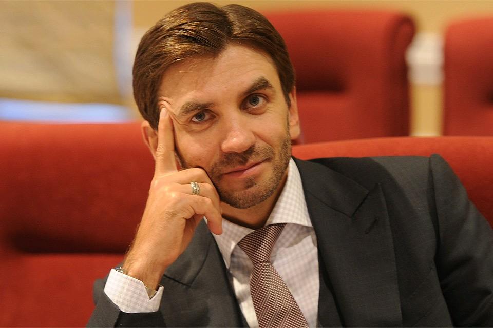 Бывший министр «Открытого правительства» Михаил Абызов.
