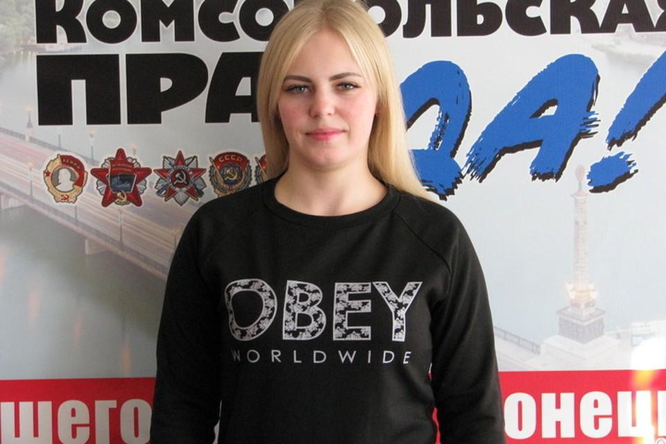 Наталья – одна из тех, кто в Донецке делал Русскую весну