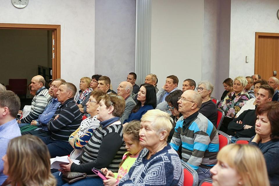 На учебу в Школе нефрологического пациента собрались заинтересованные люди со всей республики.