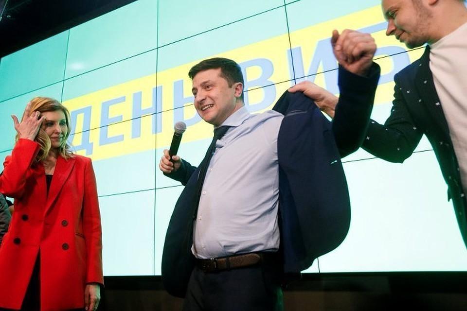 Зеленский заявил, что примет участие в дебатах и предложил Порошенко поучаствовать в них