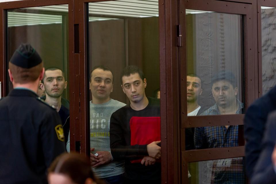 В Петербурге продолжаются заседания суда по теракту в метро 3 апреля 2017 года.