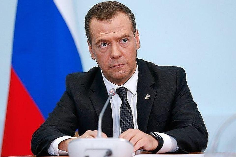 Медведев поручил создать рабочую группу по подготовке нового Кодекса об административных нарушениях. Фото: Дмитрий Астахов/пресс-служба правительства/ТАСС.