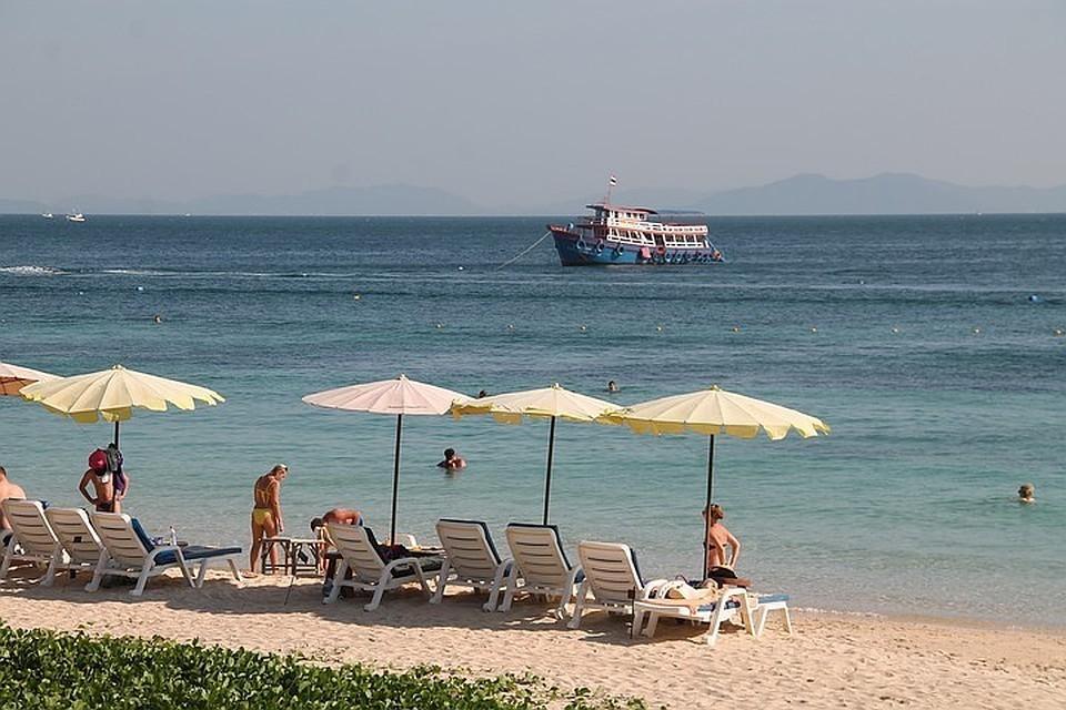 Немецкая туристка погибла на отдыхе в Таиланде