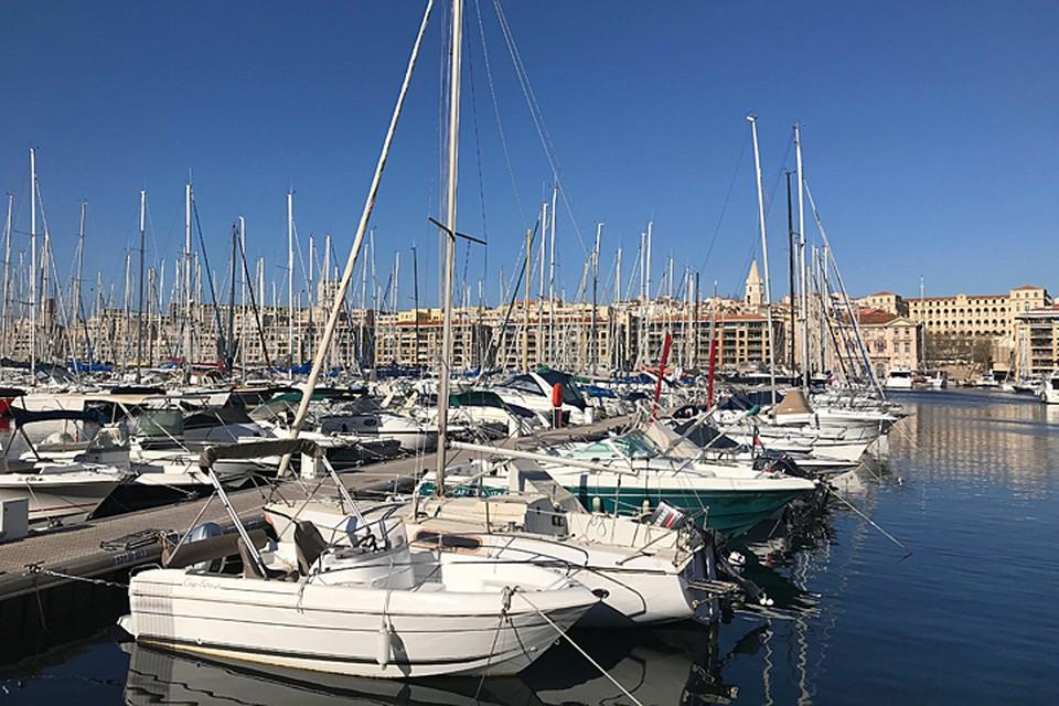 Марсель – большой, шумный, далеко не самый чистый портовый город