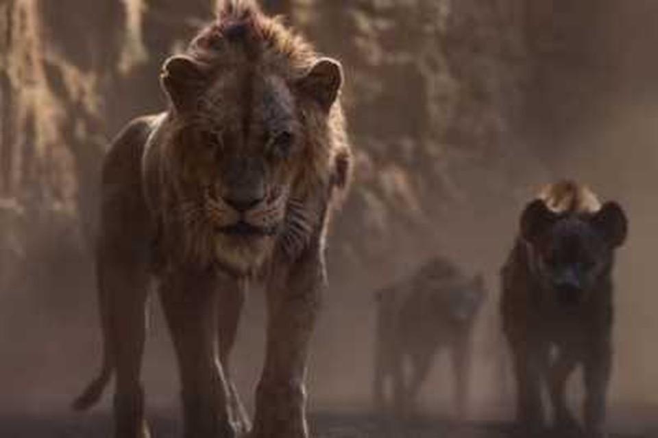"""На видеохостинге YouTube появился официальный трейлер ремейка мультфильма """"Король Лев"""""""