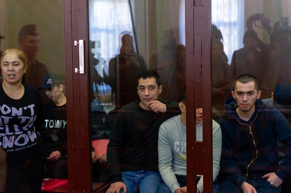 Заседание по делу о теракте в метро Петербурга продолжилось 11 апреля 2019 года.