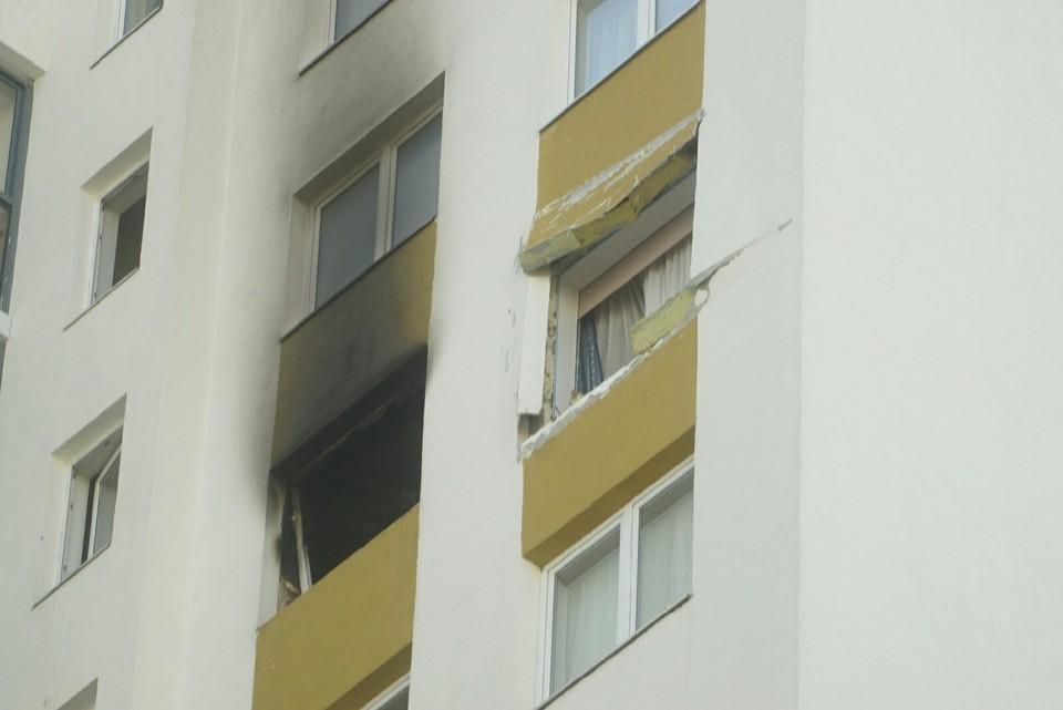 Квартира принадлежит высокопоставленному следователю