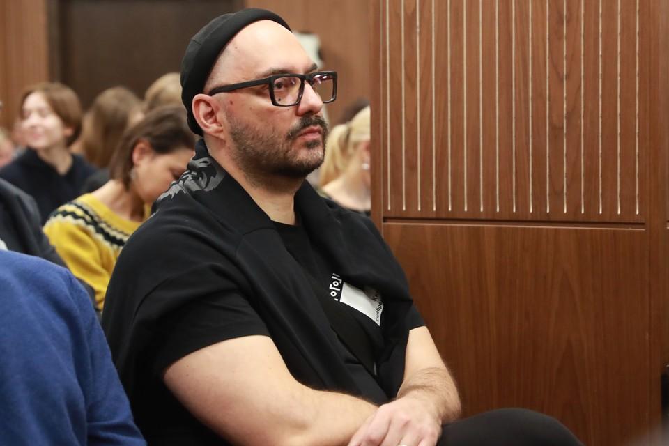 Кирилл Серебренников. Фото: Сергей Фадеичев ТАСС