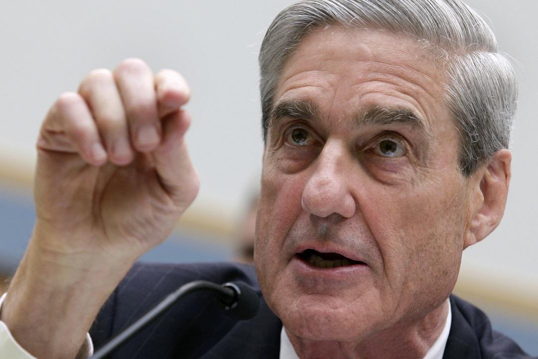 Cпецпрокурор США Роберт Мюллер
