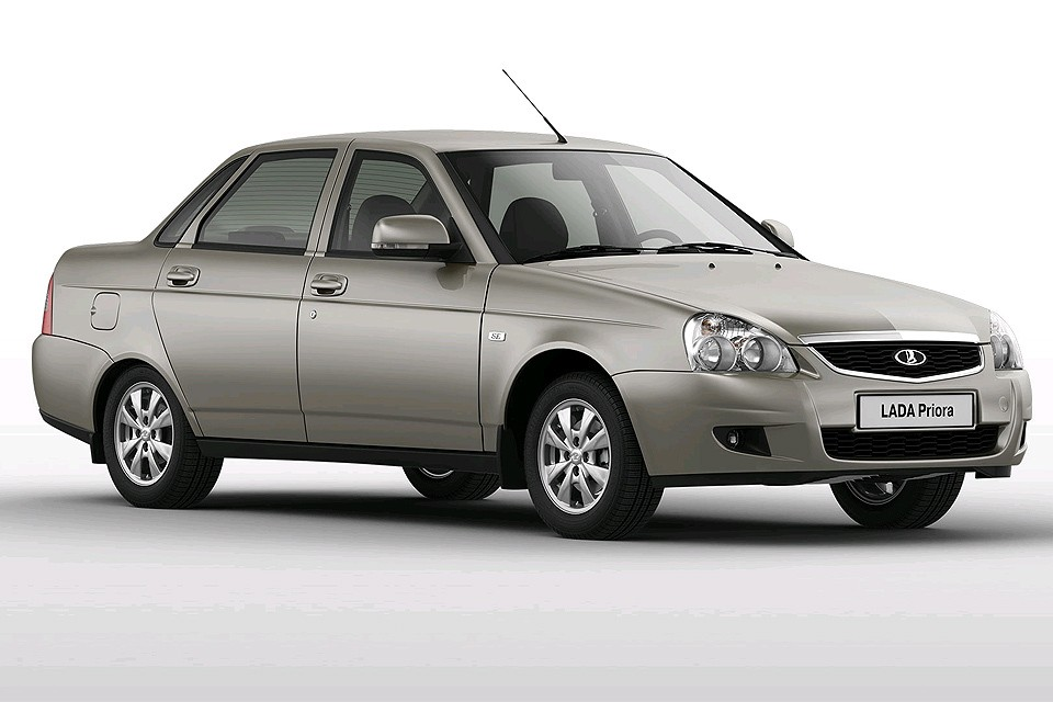 Lada Priora не выдержала конкуренции, на смену ей пришла Granta.
