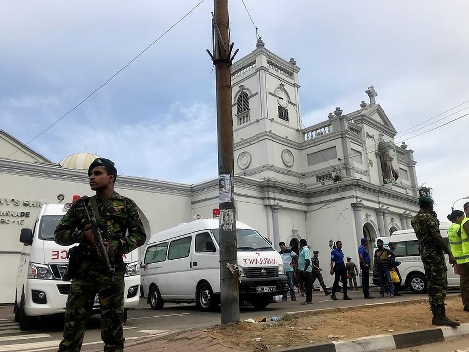 На Шри-Ланке произошел седьмой взрыв