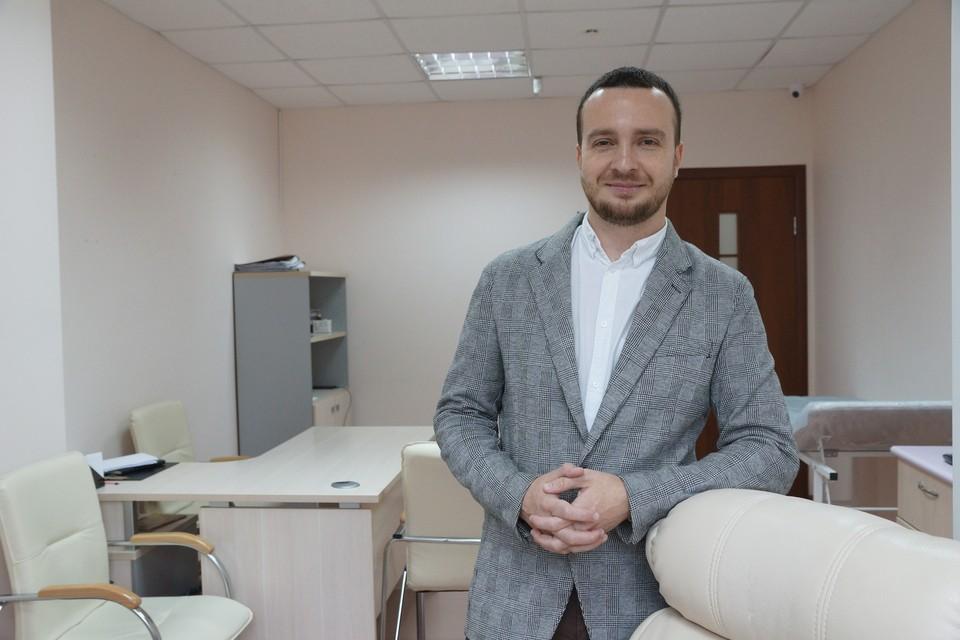Владимир Решетников, врач диетолог, психолог помогает нашим участникам почувствовать себя лучше