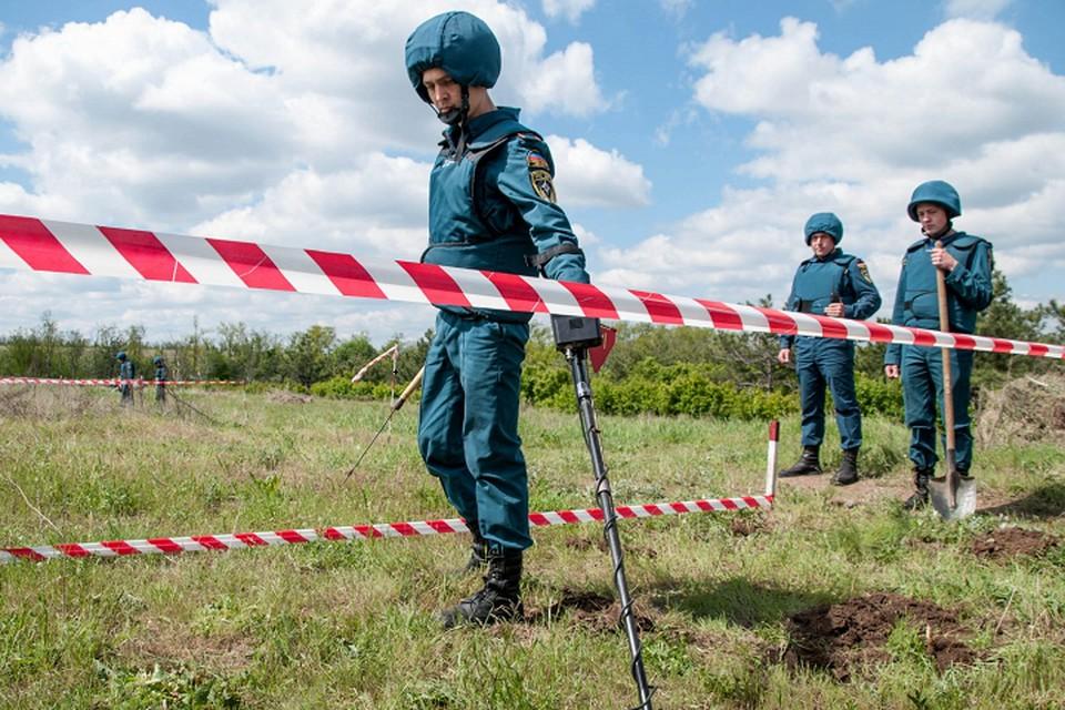 На прошлой неделе привлекалось 2 единицы техники и 8 человек личного состава МЧС. Фото: novorosinform.org