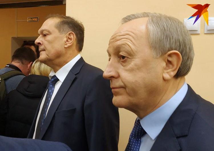 Александр Стрелюхин станет председателем правительства области, Валерий Радаев останется губернатором