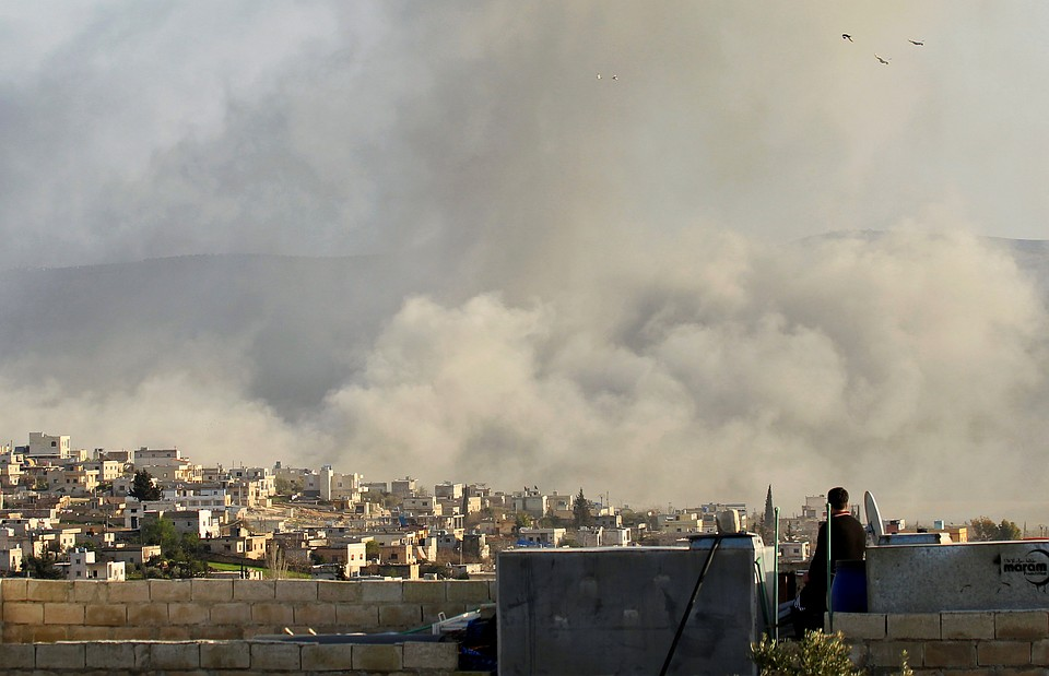 Коалиция признала вину за гибель почти 1,3 тысячи мирных жителей в Ираке и Сирии
