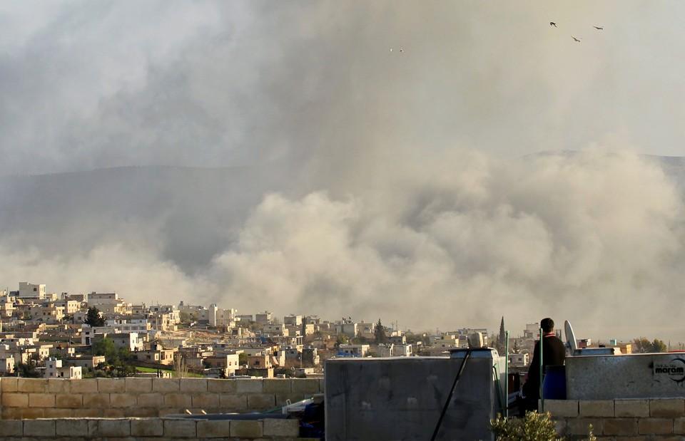 Коалиция признала вину за гибель мирных граждан в Сирии и Иране